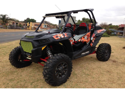 POLARIS RZR 1000 S TURBO DYNAMIX